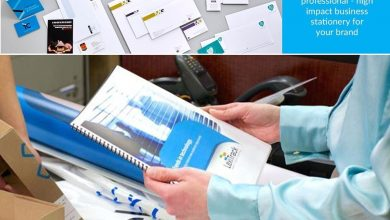 Photo of Presentation Printing