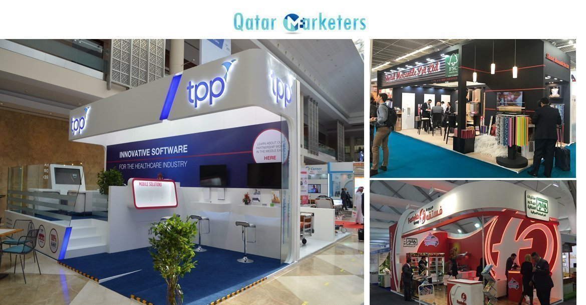 Exhibition Stand Services : Exhibition stand services u2013 qatar marketers