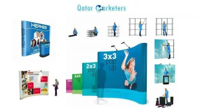 Photo of Pop Up Display Stands | High-Quality Prints