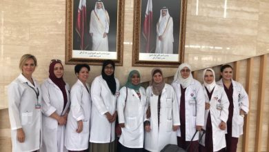 Photo of Qatar's first postnatal home care programme launched
