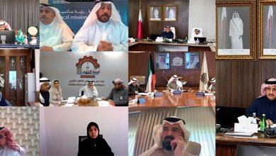 Photo of Qatar Chamber participates in GCC chambers meeting