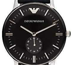 Photo of Emporio Armani Men's Renato Stainless Steel Dress Watch with Quartz Movement