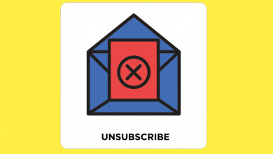 Photo of Unsubscribe