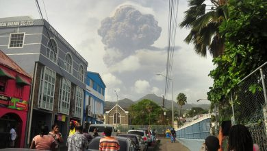 Photo of Saint Vincent awaits more volcanic explosions as help offered | Volcanoes News