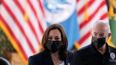 Photo of At US-Mexico border, Harris laments 'rhetoric' over immigration | US & Canada News