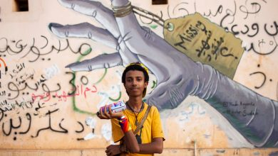 Photo of Art on the front lines of a changing Sudan | Arts and Culture