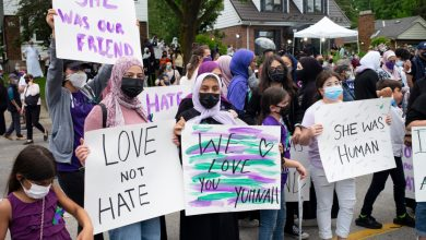 Photo of Why are Muslim women living 'in fear' in this Canadian city?   Islamophobia News