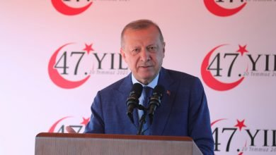 Photo of Cyprus talks can only resume on a 'two-state' basis, Erdogan says | Recep Tayyip Erdogan News