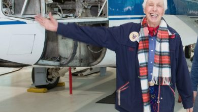 Photo of Trailblazing pilot Wally Funk is finally going to space | Space News