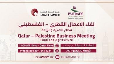 Photo of Qatar – Palestine Business Meeting