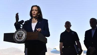 Photo of US 'singularly focused' on Afghanistan evacuations: VP Harris | Asia News
