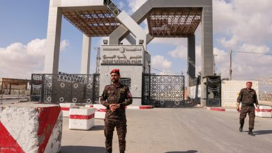 Photo of Egypt partially reopens Rafah border crossing with Gaza | Gaza News