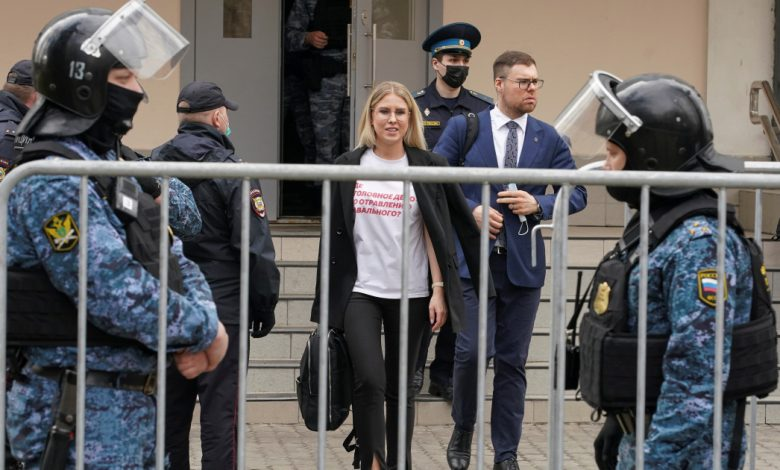 Photo of Russia restricts movement of key Navalny ally for 18 months | Courts News