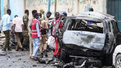 Photo of Suicide bomber kills at least eight in Somali capital | Al-Shabab News
