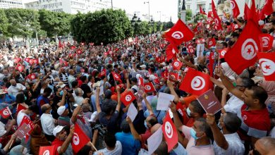 Photo of Hundreds of Tunisians protest President Saied's 'power grab' | Protests News
