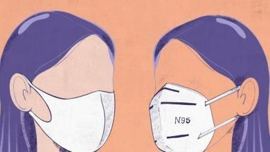 Photo of Cloth vs N95: Which coronavirus mask should you wear? | Coronavirus pandemic